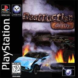 Forgotten Gems of Gaming: DESTRUCTION DERBY