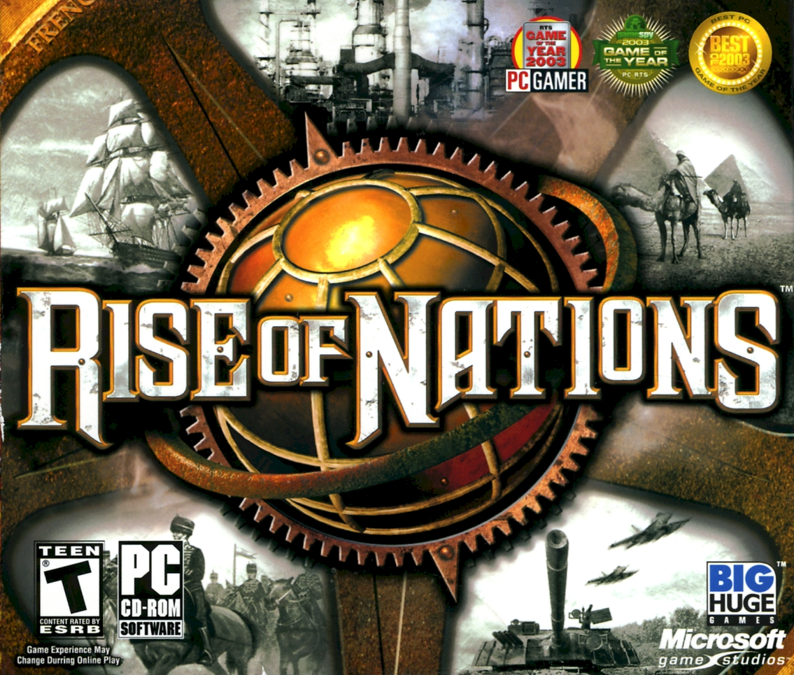 The Rise and Rise of ... Nations!