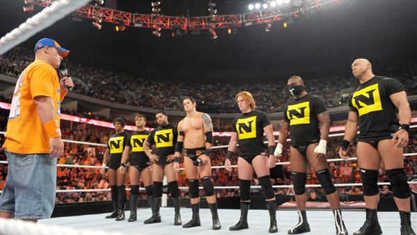 WWE Nexus