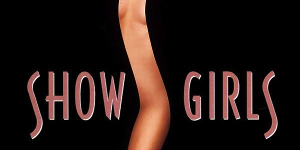 Showgirls' poster, like its titular subject, has viewers aching to see beyond its teasers. The fully-revealed movie is a disappointment, but it keeps cult viewers coming back nonetheless.