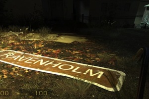 Half Life 2 Ravenholm