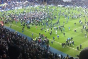Pitch Invasion for What Culture