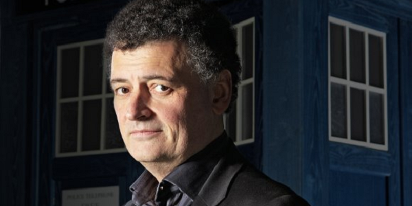 steven moffat leaving doctor who