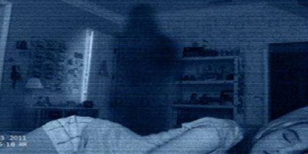 CORRECT SIZE Paranormal Activity - found footage