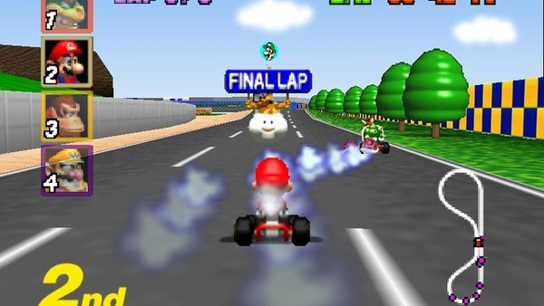 Quiz How Well Do You Remember Mario Kart 64