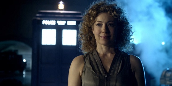 Now the only mystery is how long it'll be before she starts irritating Clara.