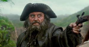 ian mcshane blackbeard