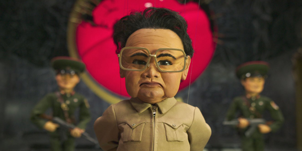 Kim Jong-il-ทีม america15