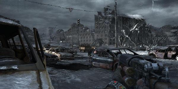 Metro 2033 surface