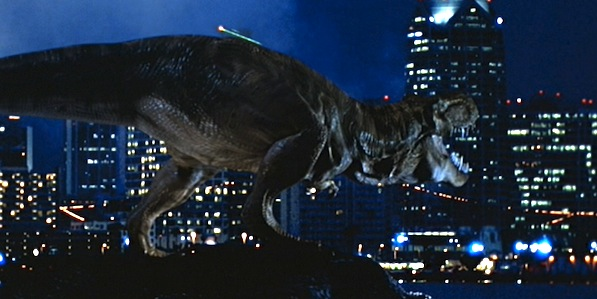 7 Notable Movie Plot Holes That Were Explained In Deleted ... T Rex The Lost World Jurassic Park