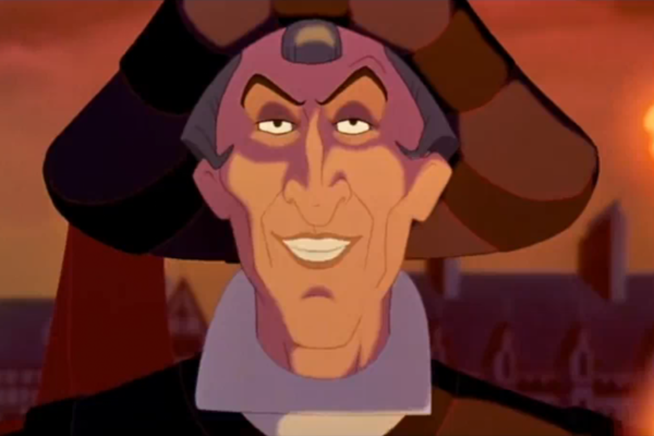 Frollo The Hunchback Of Notre Dame