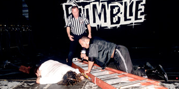 10 Extreme Wrestling Matches Mick Foley Has Probably Forgotten Page 9