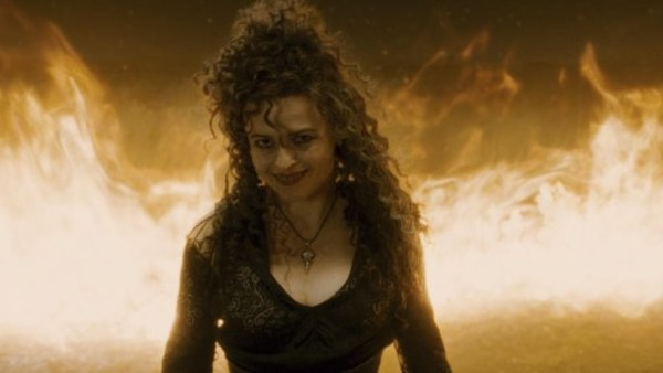 Bellatrix Lestrange Wand