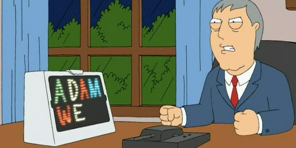 Family Guy Adam West