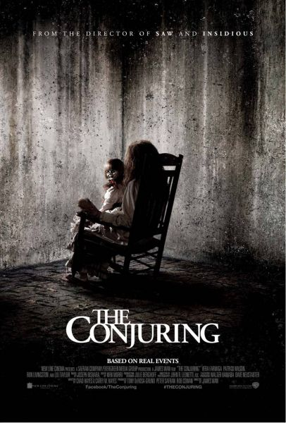 THE CONJURING - UK ONE SHEET