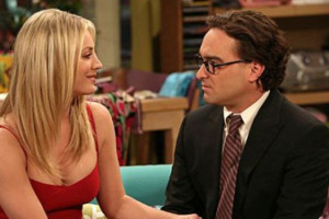 Big Bang Theory Penny And Leonard