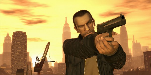 Grand Theft Auto IV - Niko