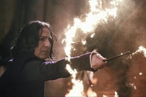 Spell Harry Potter Snape