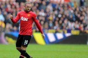 Swansea Man Utd Wayne Rooney
