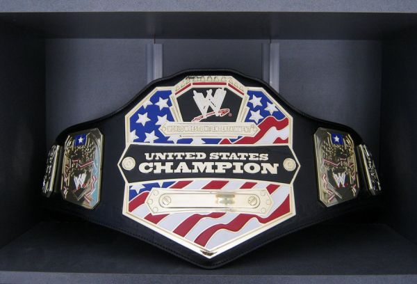WWE US Title 2