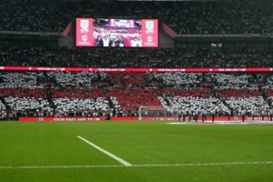 Featured, Features, Lists, Wembley - England Fans