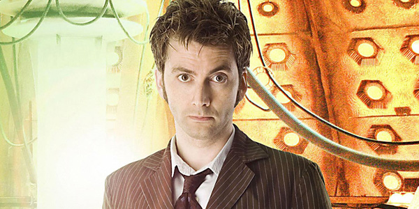 David Tennant played the 10th Doctor from 2005 to 2010, and is viewed widely as one of the best incarnations.