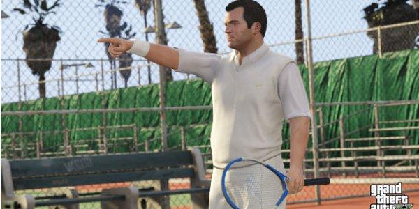 Gta Michael Tennis