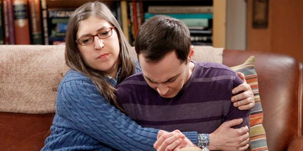 Sheldon Crying