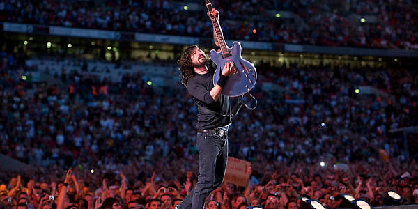 Foo Fighters All My Life