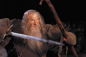 Gandalf Is Epic