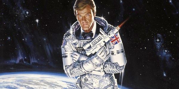 Moonraker Roger Moore