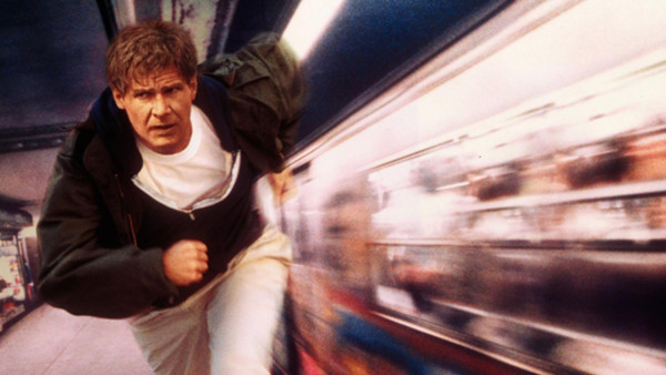 Picture Of Harrison Ford In The Fugitive Large Picture
