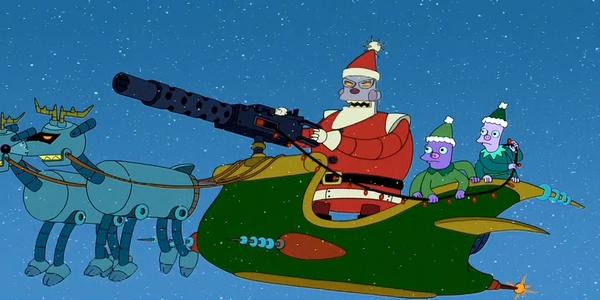 Futurama Christmas Episodes.Futurama 10 Worst Episodes Page 10