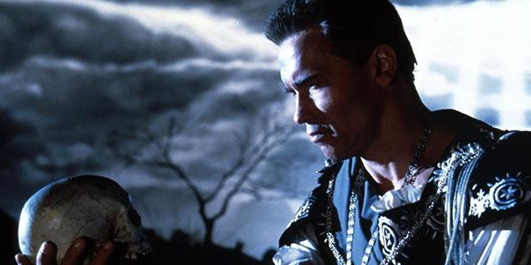 Schwarzenegger Hamlet Last Action Hero