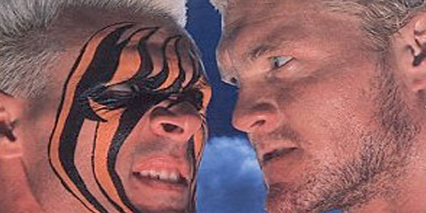 Image result for wcw halloween havoc 1990 Sid Vicious vs Sting