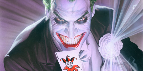 The Joker Alex Ross
