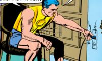 Tony Stark Plugged