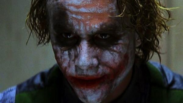 Interrogation Scene The Joker