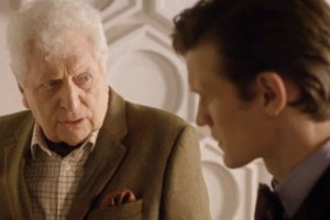 The Curator Doctor Who