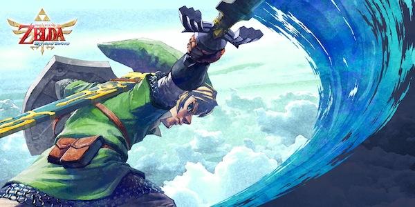 Wallpapers The Legend Of Zelda Skyward Sword Widescreen X
