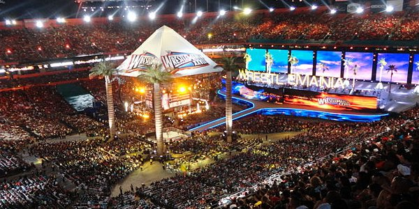 Wwe 7 tips on going to wrestlemania 30 for Mercedes benz superdome wrestlemania 30