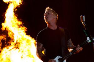 Hetfield Fire