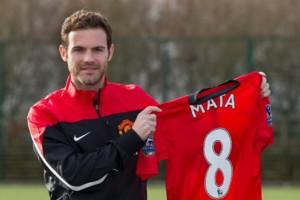 Juan Mata Man Utd