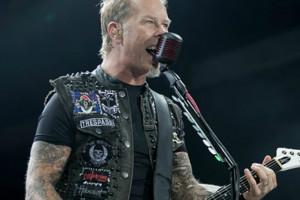 Metallica Hetfield