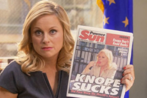 Parks And Rec Knope Sucks