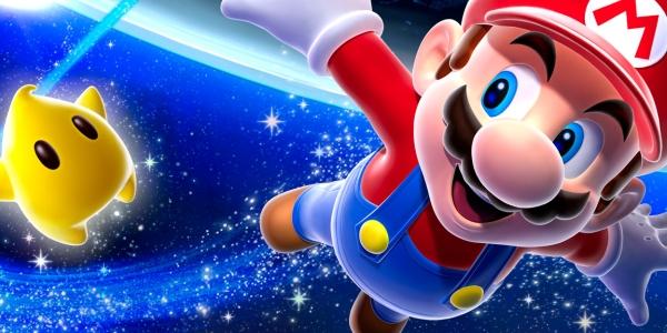 Super Mario Galaxy G3ar