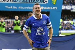 Aidan Mcgeady Everton