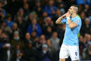 Alvaro Negredo Man City1
