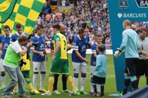 Everton Norwich