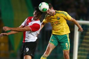 Graziano Pelle Feyenoord Angel Dealbert Kuban